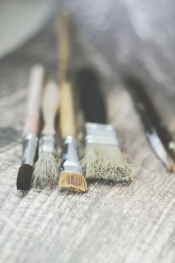 Brushes. Artist. Wood. Bright Colors Background Background Texture Hobbies фон Hobby Творчество текстура Site Work Object Design Objects Creative Shots Backgrounds Colorful Bright Creative творческий яркиекраски ArtWork Artist Wood Brushes Brush No People