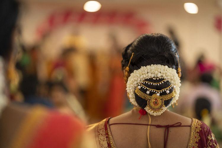 The Bride Focus