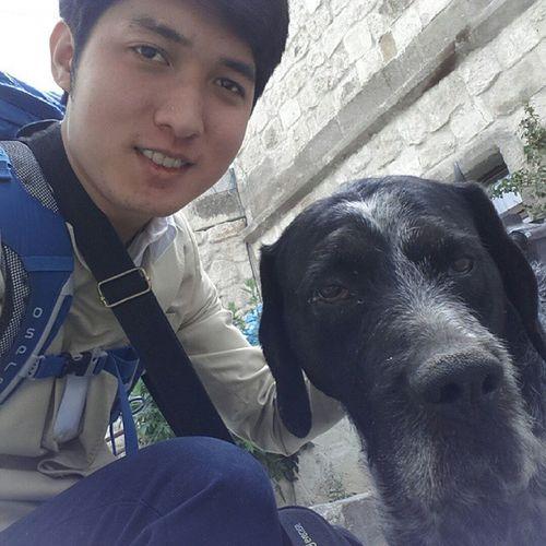 Makingnewfriends Turkeydog
