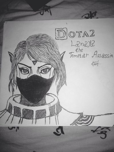Dota 2 My Pictures Art by teddy^^