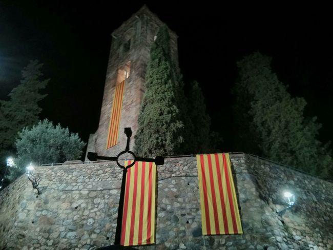 Torre Roja de Sant Pere de Vilamajor