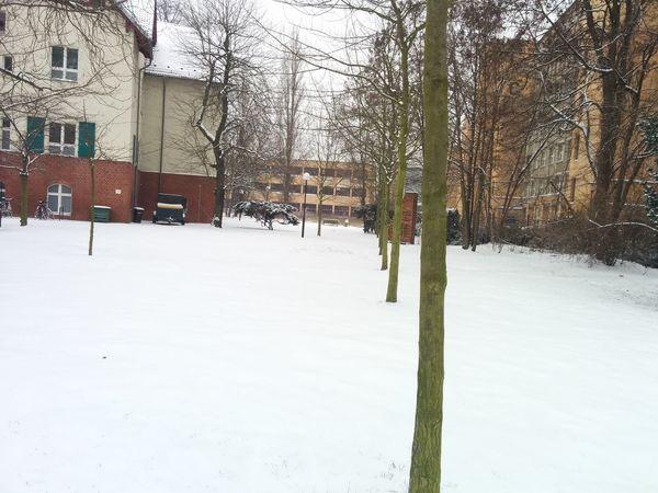 Hello World Wintertime Berlin