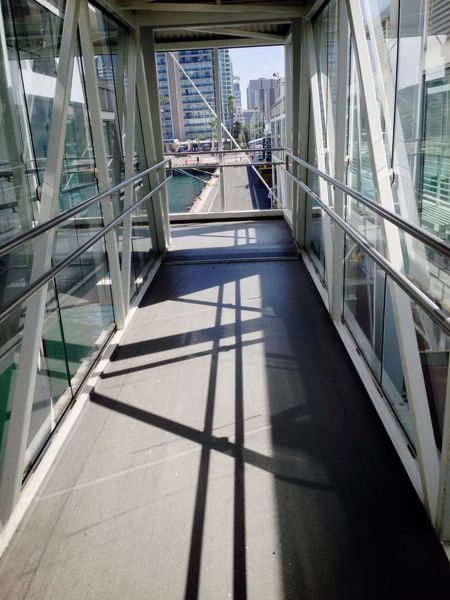 Travel Architecture Walkways  Iphonesia