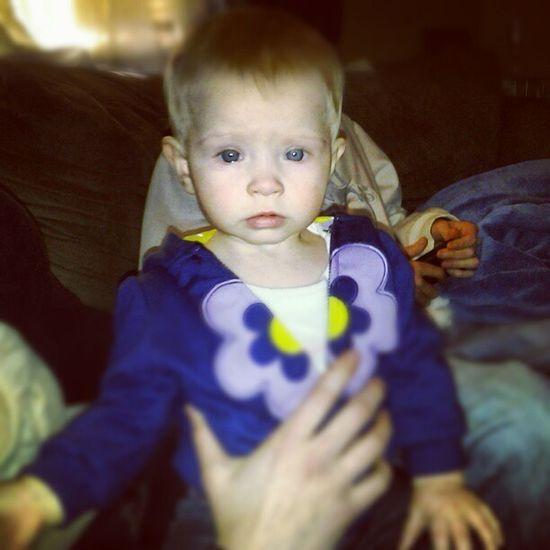 Too cute Baby Addison BabyBlueEyes Beautiful blondie