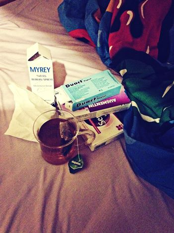 Hate Being Sick Medicine Sick :( Sleepover!