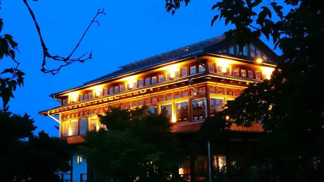 TANABATA - STERNENFEST, Japanischer Garten in Bad Langensalza Colorful :-) Light And Shadow Blaue Stunde Bad Langensalza