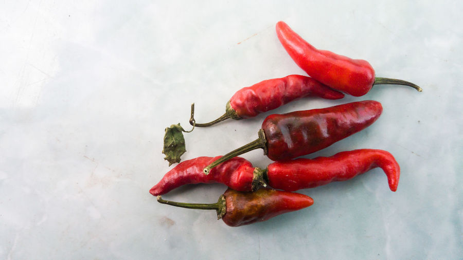 Chili Pepper Close-up Food Food And Drink Freshness Healthy Eating Indoors  Ingredient No People Pepper Red Red Chili Pepper Spice Still Life Vegetable Wellbeing