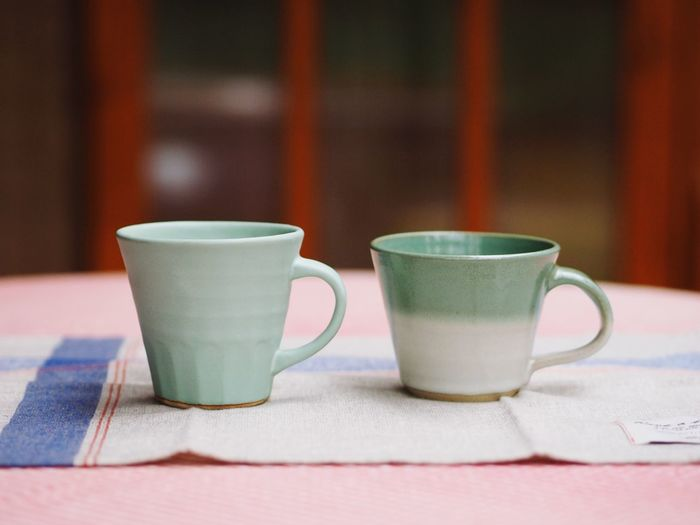 Cold Drink Backgrounds Copy Space Japan Drink Mug Food And Drink Cup Refreshment Coffee Cup Indoors  Table Coffee Hot Drink No People Coffee - Drink Still Life Focus On Foreground Close-up Crockery Tea Cup Tea Tea - Hot Drink Saucer
