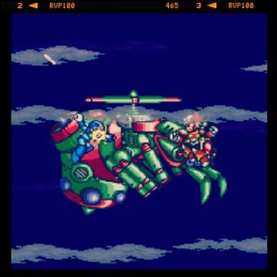 Iniciando la aventura Videogames Snes Nintendo CAPCOM megamanX3