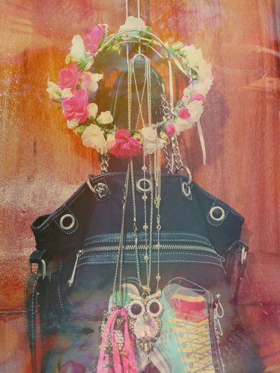 Memorizar Bag Place Objects Light Flowers Color