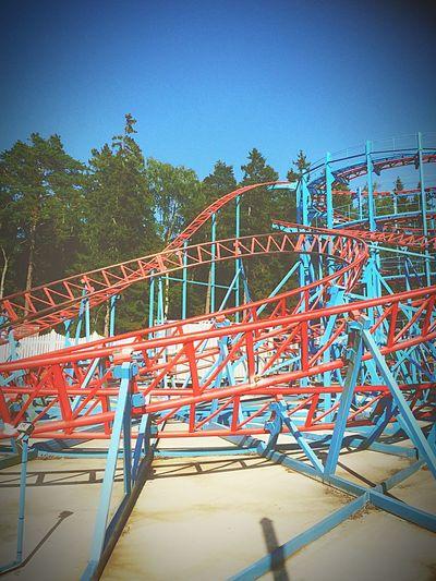 Crazy Rollercoaster!