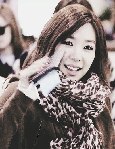 asdfghjkl Tiffany Hwang SNSD Girls Generation