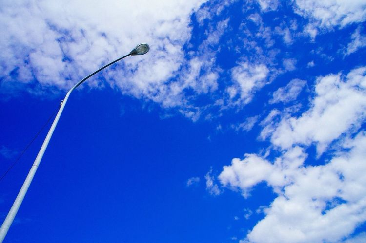 VSCO Clouds And Sky Landscape Blue