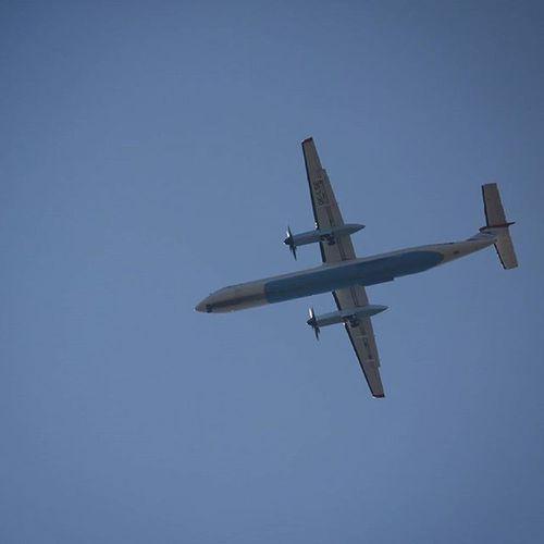 Aircraft Austrianairlines Dehavilland Dehavillandcanada Bluesky
