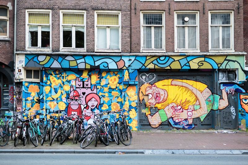 Discovering Amsterdam 5D Mark Iii