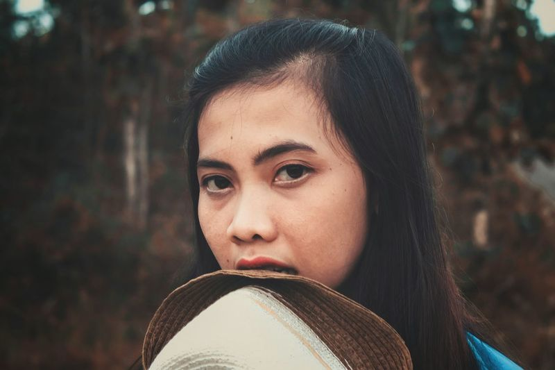 The Week On EyeEm One Person One Woman Only Women People Only Women Adult Beautiful Woman Young Women One Young Woman Only Portrait Young Adult Human Face Adults Only Beauty Close-up Human Body Part Sport Outdoors Day Indonesian Indonesiantraveler Indonesianrepost Indonesia Banget Indonesiabeauty EyeEm Ready   AI Now