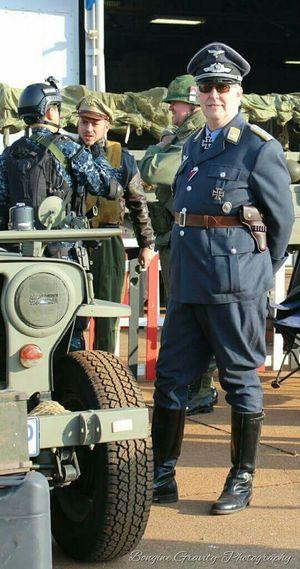 Respect Men In Uniform
