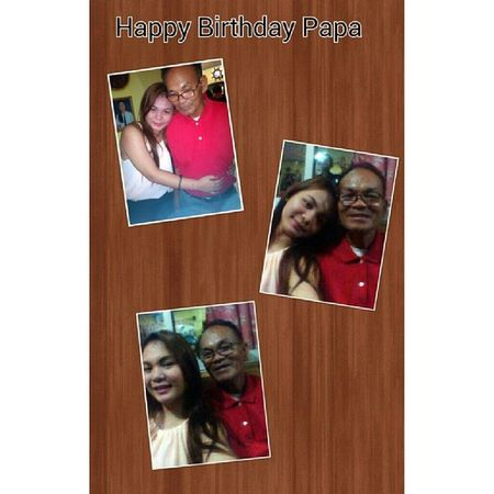 Happy birthday to the best Papa in the world. I love you more than you ever know. Fatherdaughter Love