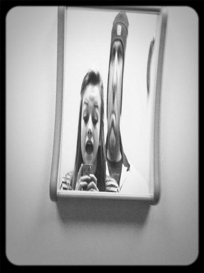 Funny Mirrors.