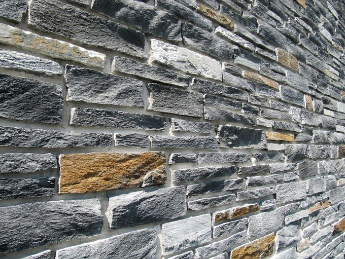 Full Frame Backgrounds Pattern Textured  Close-up Outdoors No People Day Wall Brick Wall Bricks Granite Granite Bricks Brick In The Wall