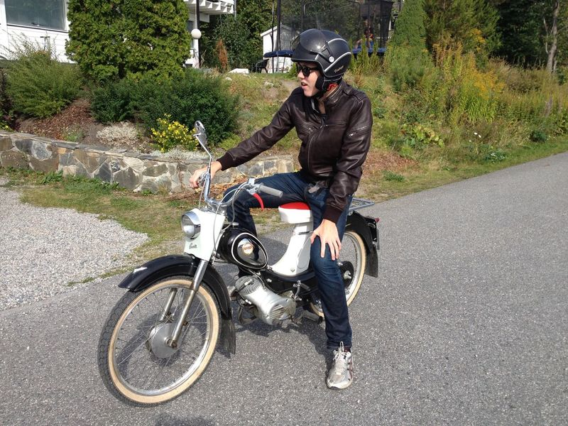 Headwear Motorcycle Only Men One Man Only Transportation Adults Only Road Biker Helmet Full Length One Person Riding Sports Helmet Adult Crash Helmet Men People Day One Young Man Only Tree