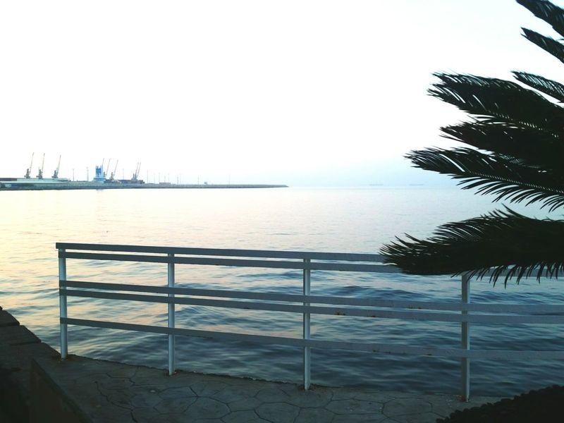 Jogging Time Meditation Place Enjoying The View Freshair Beforedawn PhonePhotography Durres Albania