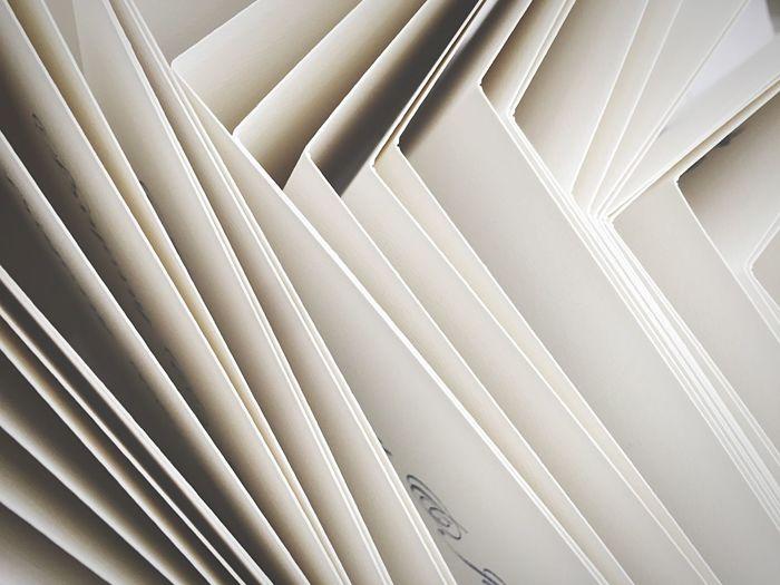 Full frame shot of wedding cards