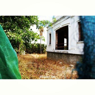 Old House in Ruin at NuevaAndalucía near PuertoBanus Puerto_banus. marbella malaga andalusia Spain españa. Taken by my sonyalpha dslr a200. Taken in my 2012 summer trip ماربيا اسبانيا منزل