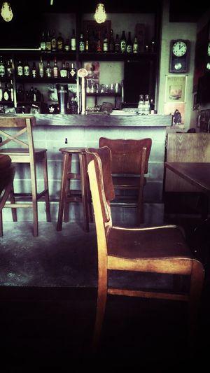 Cafe Chair Interior インキョカフェ