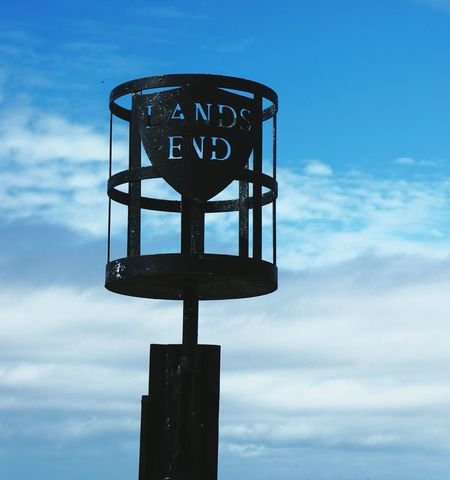 wherw the land's end... Sky LandsEnd Cornwall Uk Cornwall Tourism Cornwall Walks
