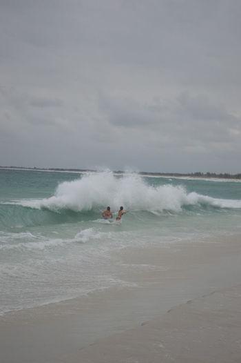 Run! - Praia