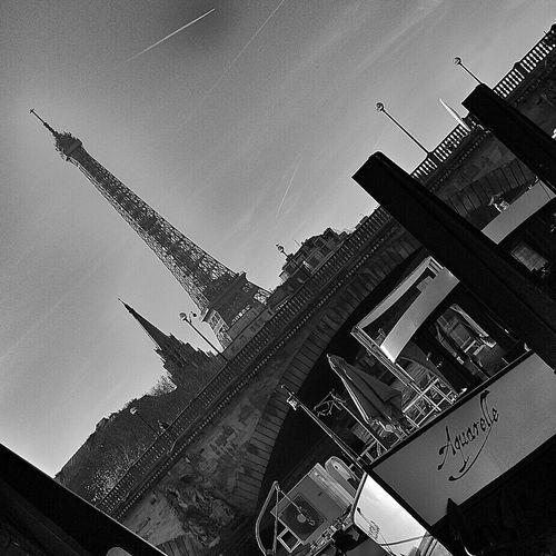 Black And White Paris Eye4blackandwhite Paris Je T Aime