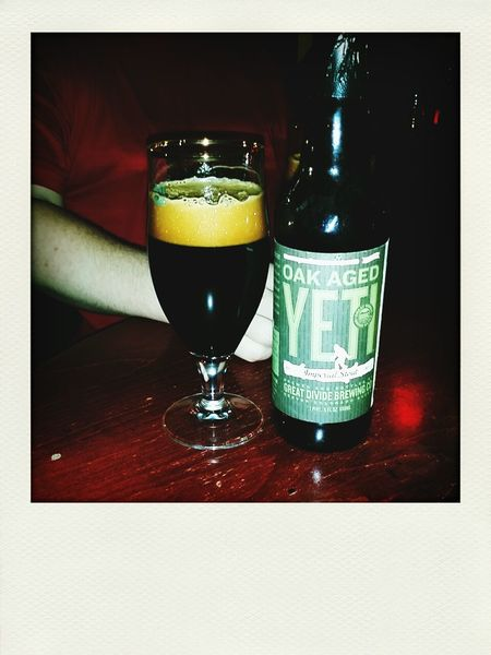 Great Divide Brewing Company Yeti Oak Aged
