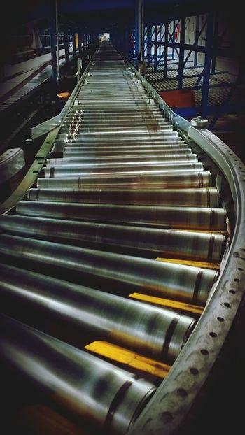 Industrial Industrialbeauty Rollers Conveyor Belt
