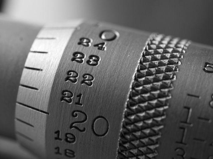 Shot for degree Monochrome Caliper Micrometre Numbers Macro Macro Photography Macro_collection