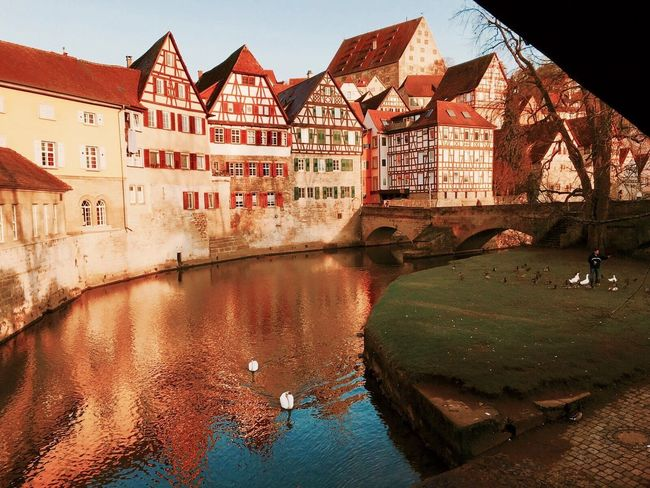 Germany Architecture Built Structure Water