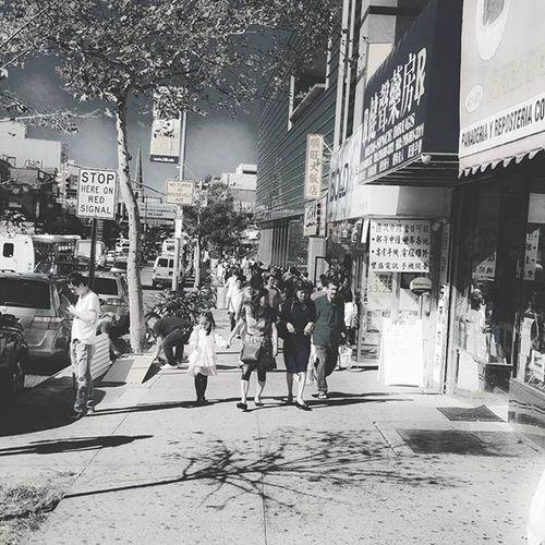 Peopleofnewyork Flushing Mainstreet Nbc4ny Instagramers Instagramhub Instagram Illgrammers Vscophile Vscocam Vsc Iwalkedthisstreet StreetActivity Streetmagazine Oneshot Onephotoonelife