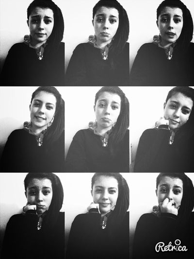 Tired Fluu Smile..