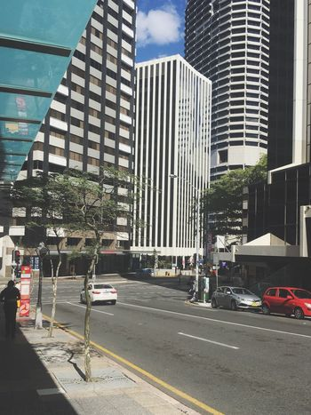 where I live City Brisbane Peaceful Sunday