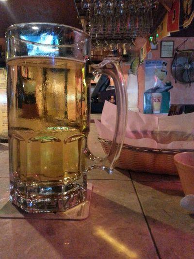 Happy Hour Bar Beer Mug Sports Bar