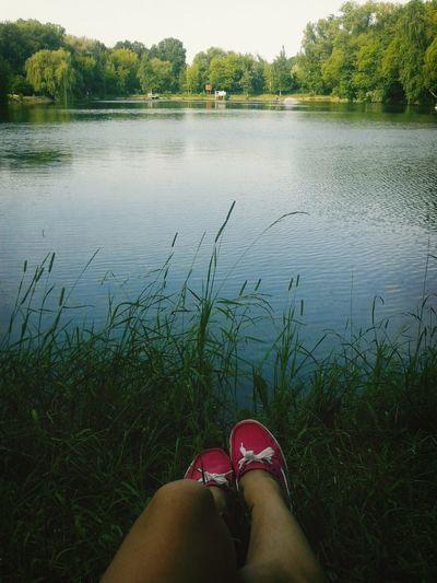 Это лето навсегда со мной..