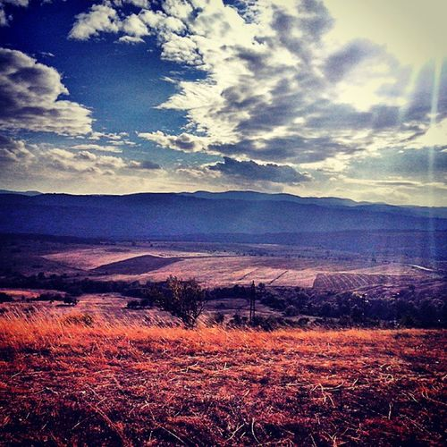 Zheravna Landscape Sunny