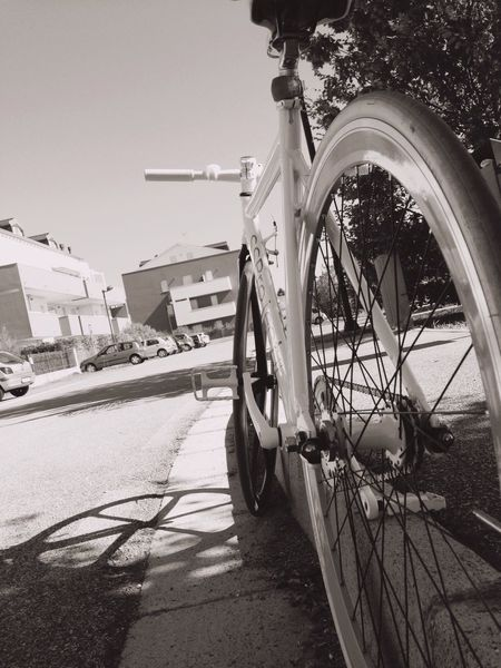 Keep moovin'. Bike Morningrides Fixed