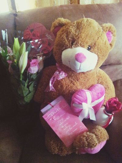this is what i got for valentines