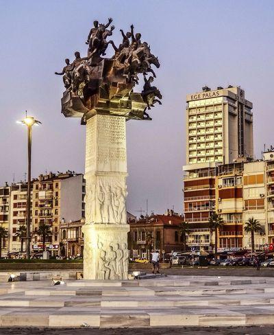 Gündoğdu square. Alsancak - İzmir / Turkey Izmir Alsancak Street Photography Turkey