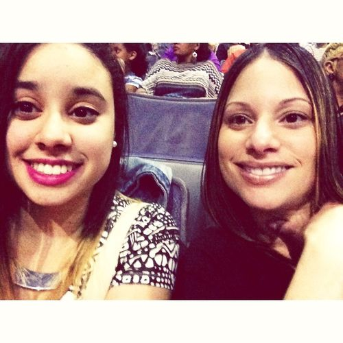 Alicia Keys And Miguel Concert