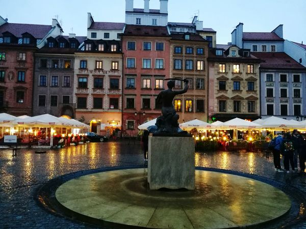 Old Town Town Square City Cityscape Day Outdoors Built Structure Travel Destinations Vacations City Life People City Street Tourism Street
