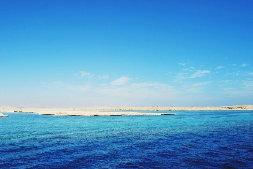 Relaxing RedSea Еgypt Traveling