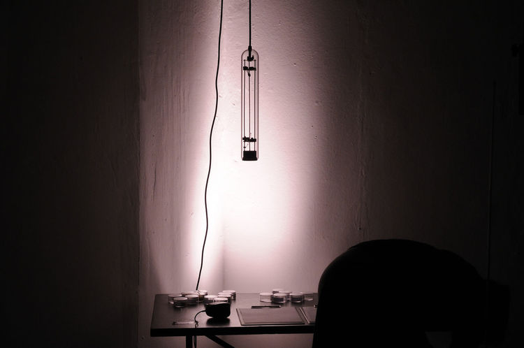 Lighting Laboratory Experiment Exploring EyeEmNewHere Light Studio Art Desk Electric Lamp Electricity  Hanging Illuminated Indoors  Interior Laboratory Light Bulb Lighting Lighting Equipment Monochrome No People Probe Shadow Silence Solitude Technology Test first eyeem photo AI Now