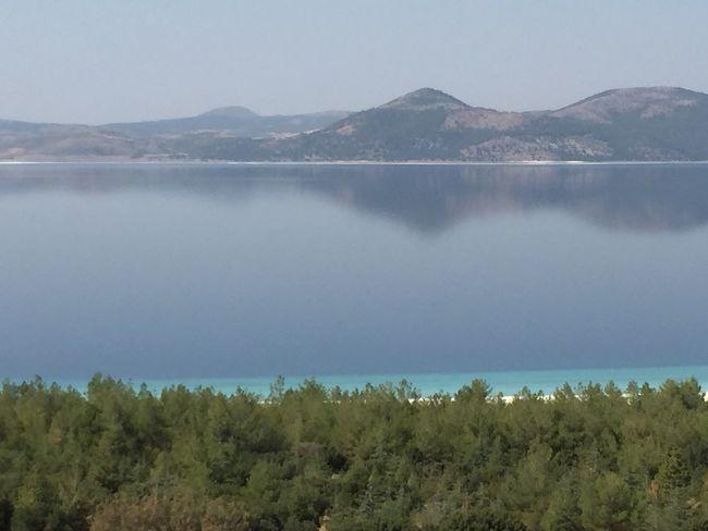 Salda Lake Turkey